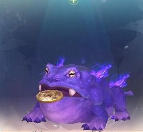 灵山奇缘紫焰金蟾如何造灵 紫焰金蟾合成配方