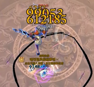 剑灵神器修炼场 boss老二技能拆解分析