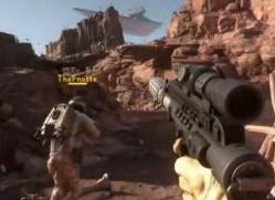 《星球大战:前线》单机合作演示视频