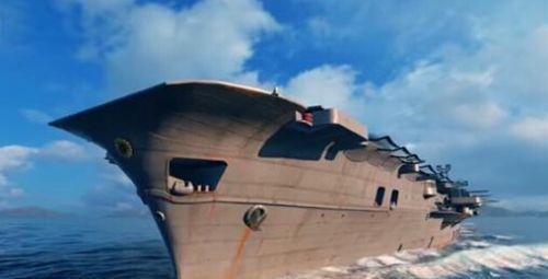 《战舰世界》亚服公布海校军官航空母舰教学