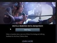 DOTA2 Reborn重生beta客户端下载