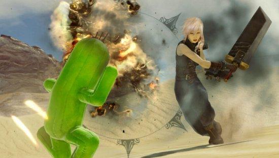 《最终幻想13:雷霆归来》破解版下载