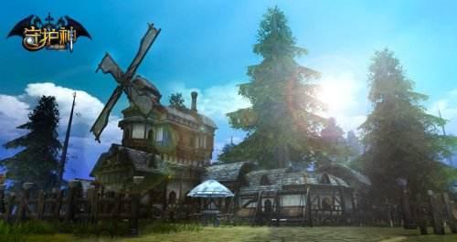 沙盒世界极致奇幻风 守护神场景动态玩法公布