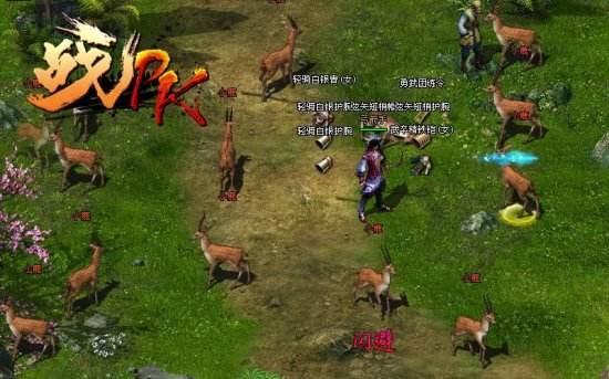 隋唐英雄激战《战PK》7月11日开启年度首测
