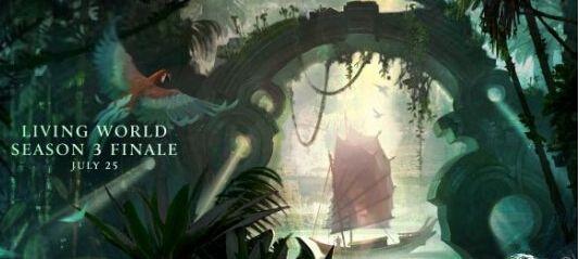 《激战2》外服动态世界即将迎来第三季最终篇