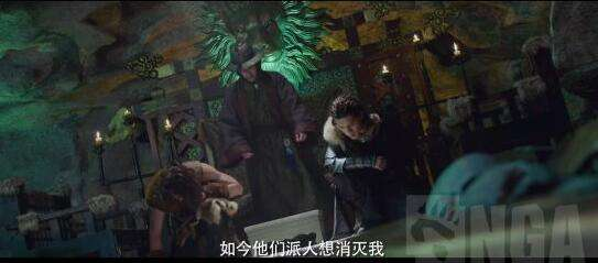 """电影惊现""""山寨""""伊利丹 经典台词1秒出戏"""