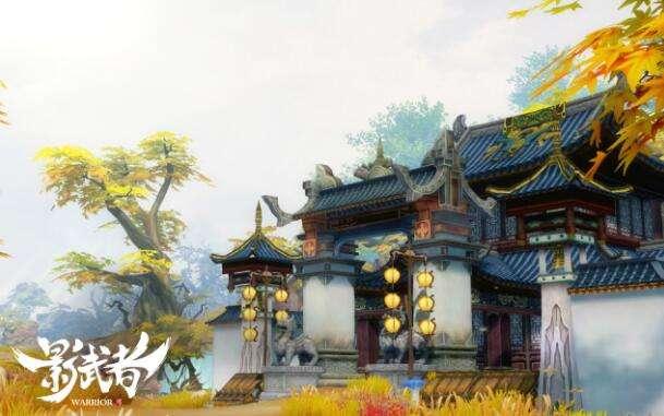 东方幻想大世界《影武者》唯美风景欣赏