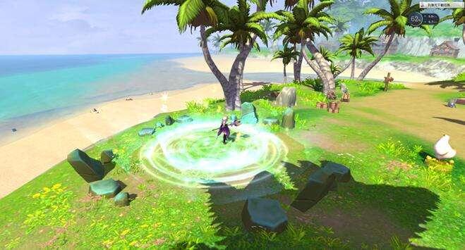 细心雕琢 海陆两栖游戏《海之乐章2》试玩