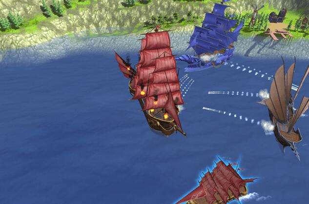 《海之乐章2》引领勇士们去探险奇妙的航海世纪