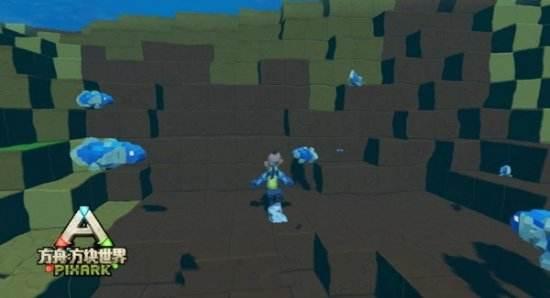 制霸水下世界《方舟:方块世界》水下生物驯养