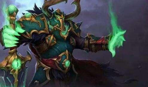 强无敌!最强打野英雄震惊玩家—骷髅王
