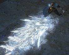 额外爆炸是什么意思 关于冰川珠宝的描述