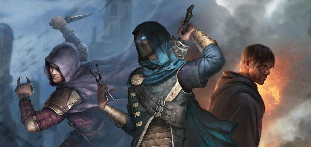 3.1新暗金BD构筑第七期 刺客汉恩的剑与盾