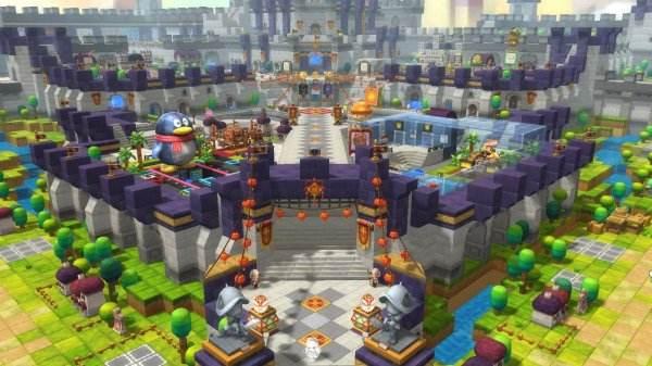 冒险岛2新版本预告 各主城春节气氛场景抢先看