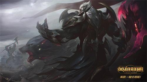 神王对决开启lol盖伦诺手全新传奇皮肤登场_特玩游戏网