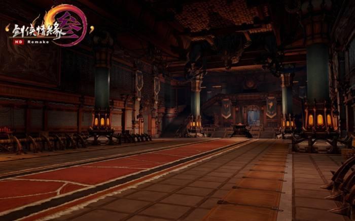 狄仁杰合作再爆海报 剑网3狼神殿登陆测试服