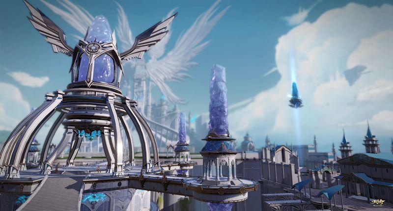 《天諭2.0》資料片評測:在云端之上翱翔