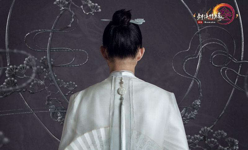 《剑网3》X盖娅传说携手打造 霍尊蓬莱定制礼服