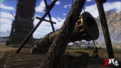 击穿传说杀器《战意》重现乌尔班巨炮英姿