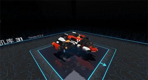 自由搭建機甲對戰《羅博造造》全新部件面世