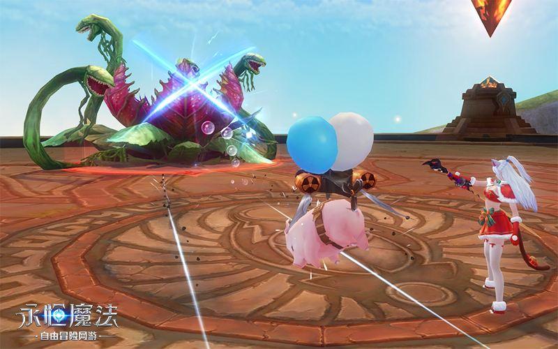 《永恒魔法》全新内容19日公测:轻萌宠物试炼玩法登场