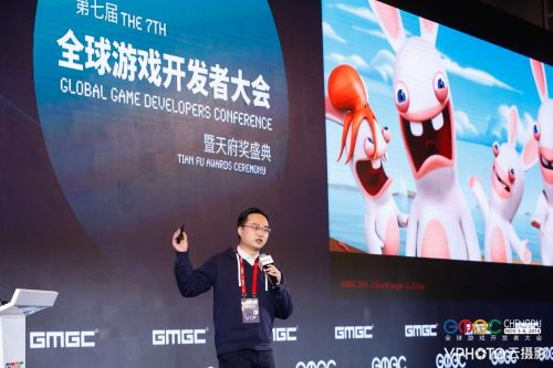 GMGC2018 育碧成都工作室李济潇:创造生机盎然的虚拟世界