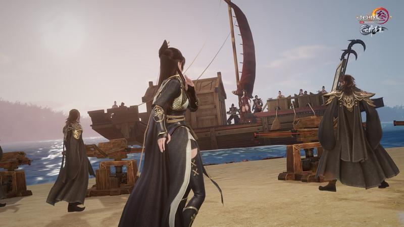 玩法升级 《剑网3》100级世界BOSS与大事件首曝