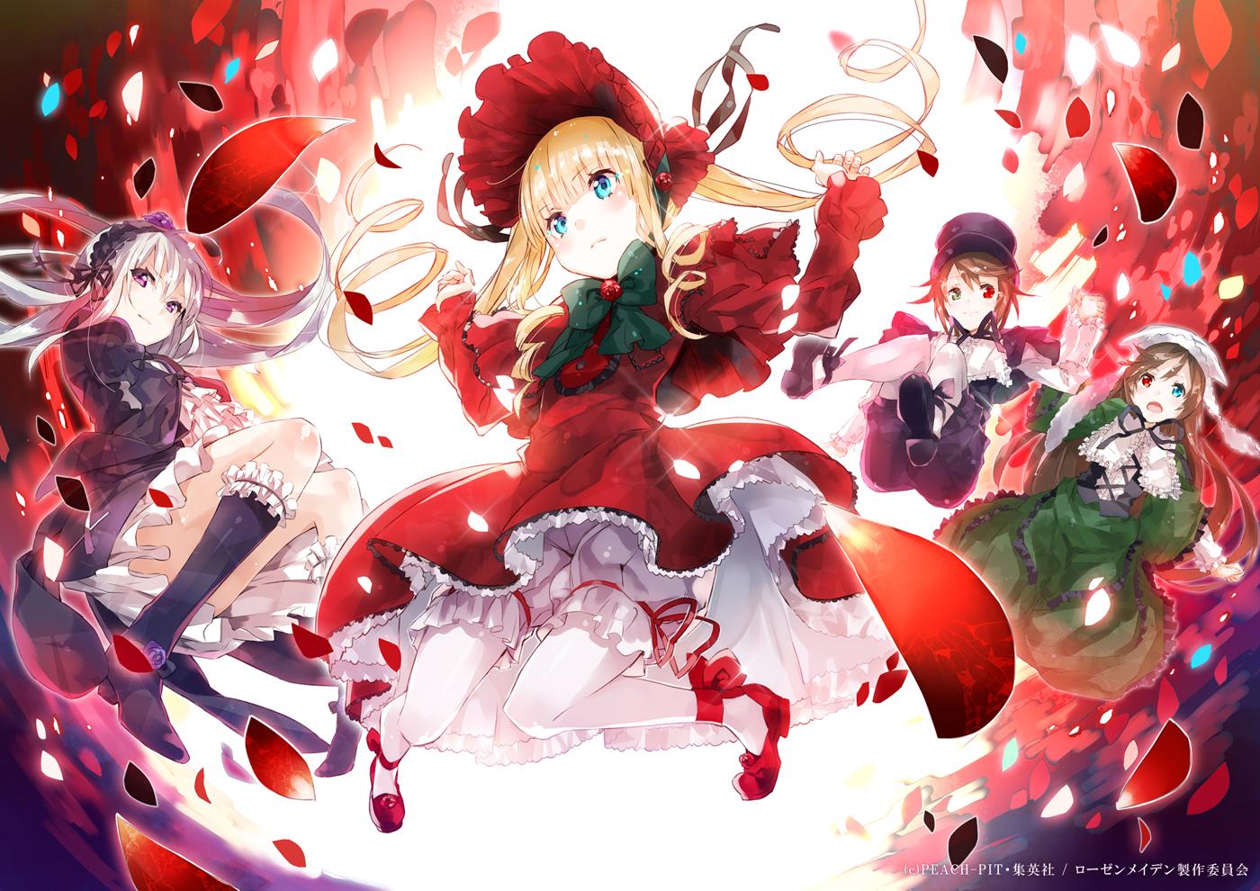 《幻想全明星》你会选择哪位蔷薇少女参加爱丽丝游戏?