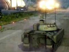 黑曜石新作《装甲战争》预告片