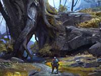 怪物猎人OL黯幕之森全部素材采集大全