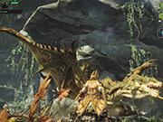 怪物猎人OL怎么爬 攀爬和爬快捷键分享