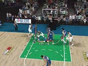 NBA2KOL操作F精确传球+方向键进阶教学