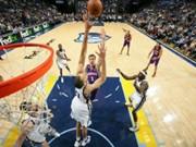 NBA2KOL季后赛首轮太阳队逆转灰熊队晋级