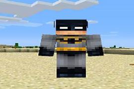 Dark Knight 我的世界蝙蝠侠皮肤下载