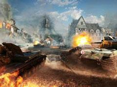 RNG精彩集锦:这才是热血的坦克世界!