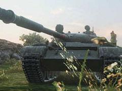 坦克视频:精选野战 这还真是不讲究呢