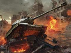 坦克视频:全能战神T110E5你值得拥有