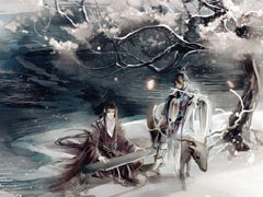 《剑网3》12门派水下轻功实机视频展示