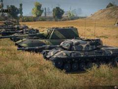 坦克世界军团大战视频:三十人的大对决