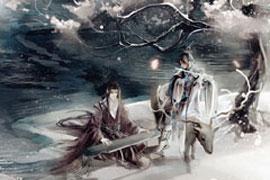 剑网三充值送的清枝长明和摩珠弯刀哪个好
