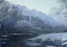 怪物猎人ol雪山大型狩猎之片手篇
