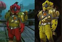 怪物猎人OL时装周众多玩家集思广益时装搭配