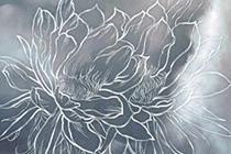 神语遗墨山居意 天谕门派印象花卉白描集