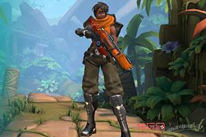 <font color='#FF0000'>一槍致命的誘惑 暗影中的狙擊手凱妮莎</font>