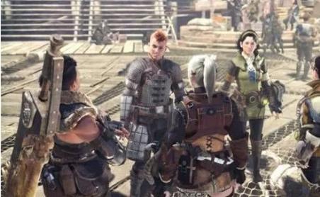 《怪物猎人》鼓励联网游戏 已准备联动计划