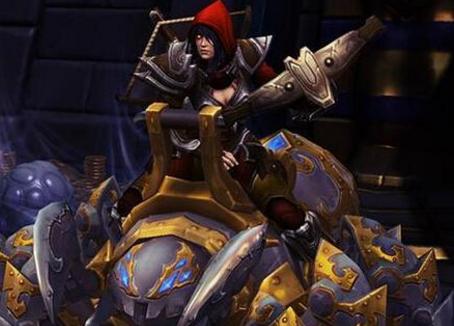 风暴英雄招募战友 机械蜘蛛坐骑领取方法