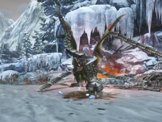 天震雷轰 怪物猎人OL冥雷龙技能玩法攻略