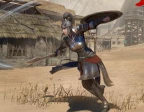 《战意》刀盾女武将登场 技能定位详解