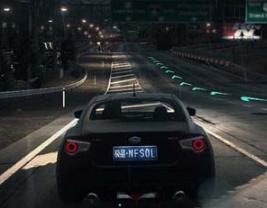 极品飞车新手玩家该如何驾驭深夜高速赛道