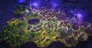 堡垒之夜电脑壁纸下载 绝美小岛美景看不停